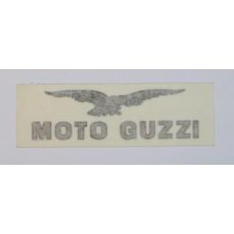 Autocollant Tête fourche MG + aigle Or/noir