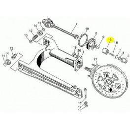 Manchon Cardan V50/65