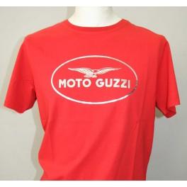 tee shirt original homme rouge moto guzzi 605790m0 r en. Black Bedroom Furniture Sets. Home Design Ideas