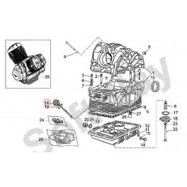 bouchon remplissage huile moto guzzi 883826 gu27004985 en vente chez moto bel 39. Black Bedroom Furniture Sets. Home Design Ideas
