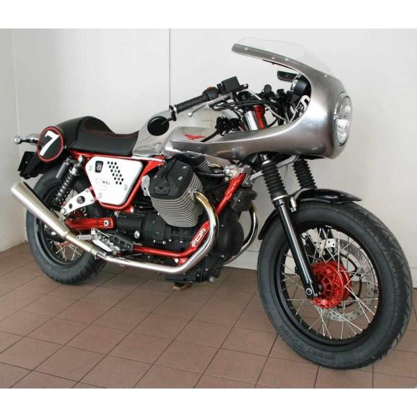 car nage v7 racer moto guzzi carenv7 en vente chez moto bel 39. Black Bedroom Furniture Sets. Home Design Ideas