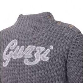 Pull gris Guzzi