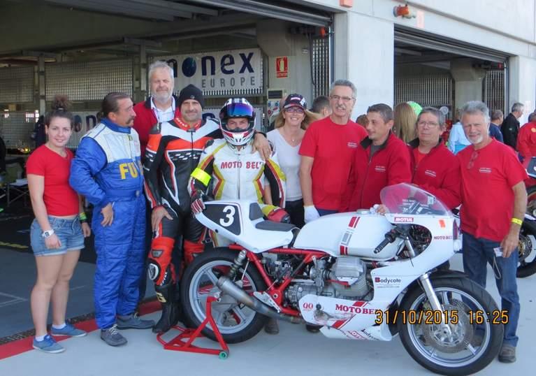 2015 Aragon le team