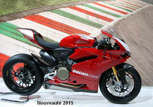 2014 Salon Moto Milan Ducati Panigale 1299