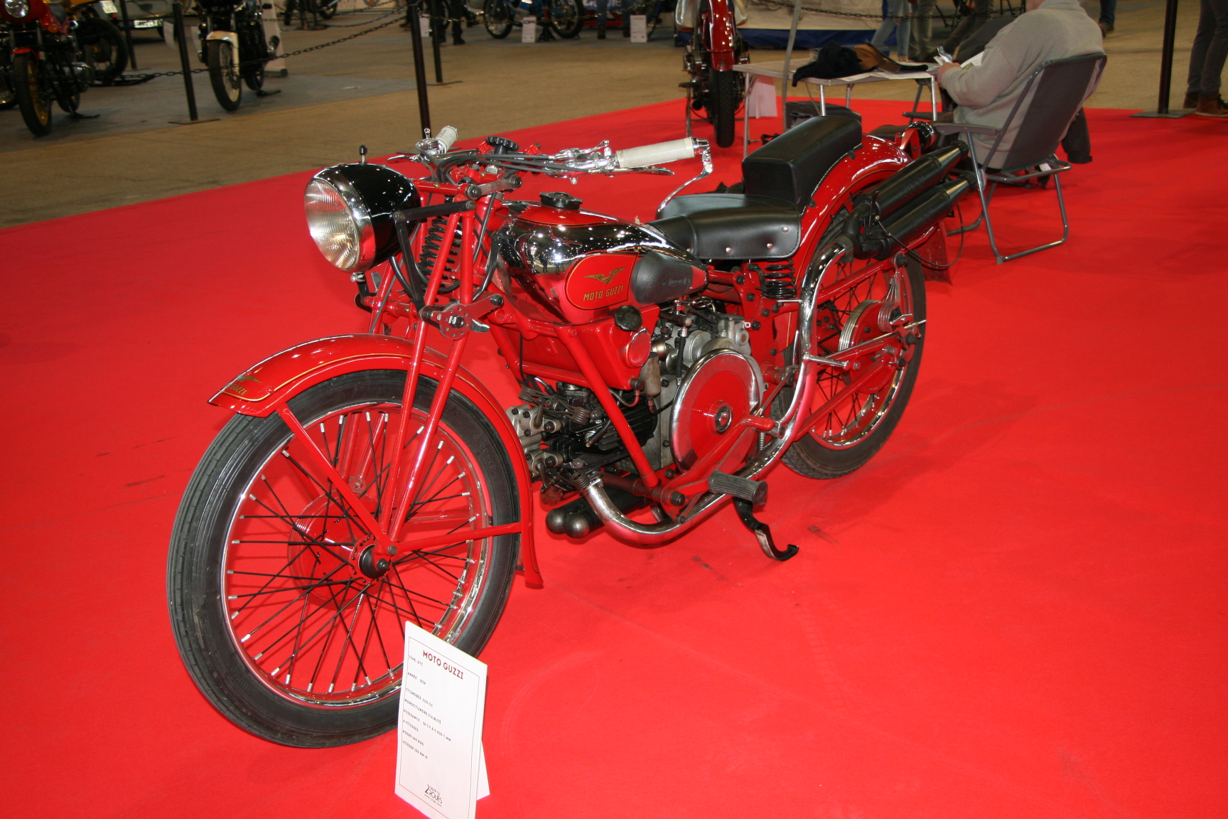 Salon lyon motobel