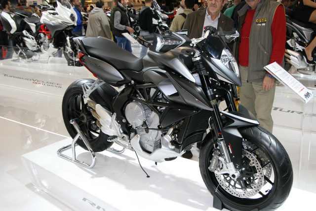 2014 salon moto milan MV Agusta Rivale