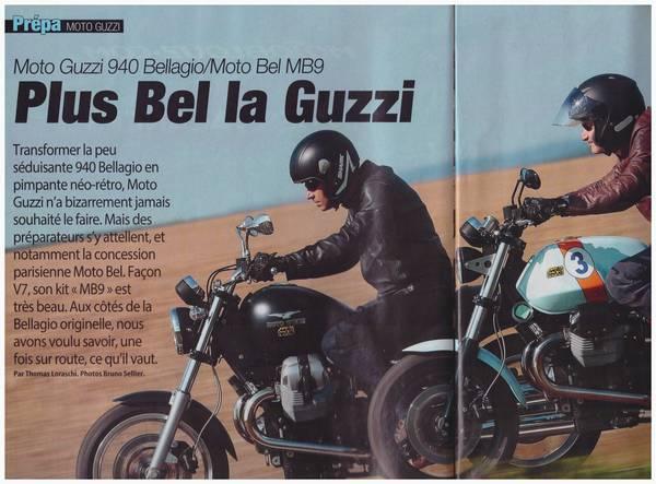 Moto Revue MB9 Moto Bel