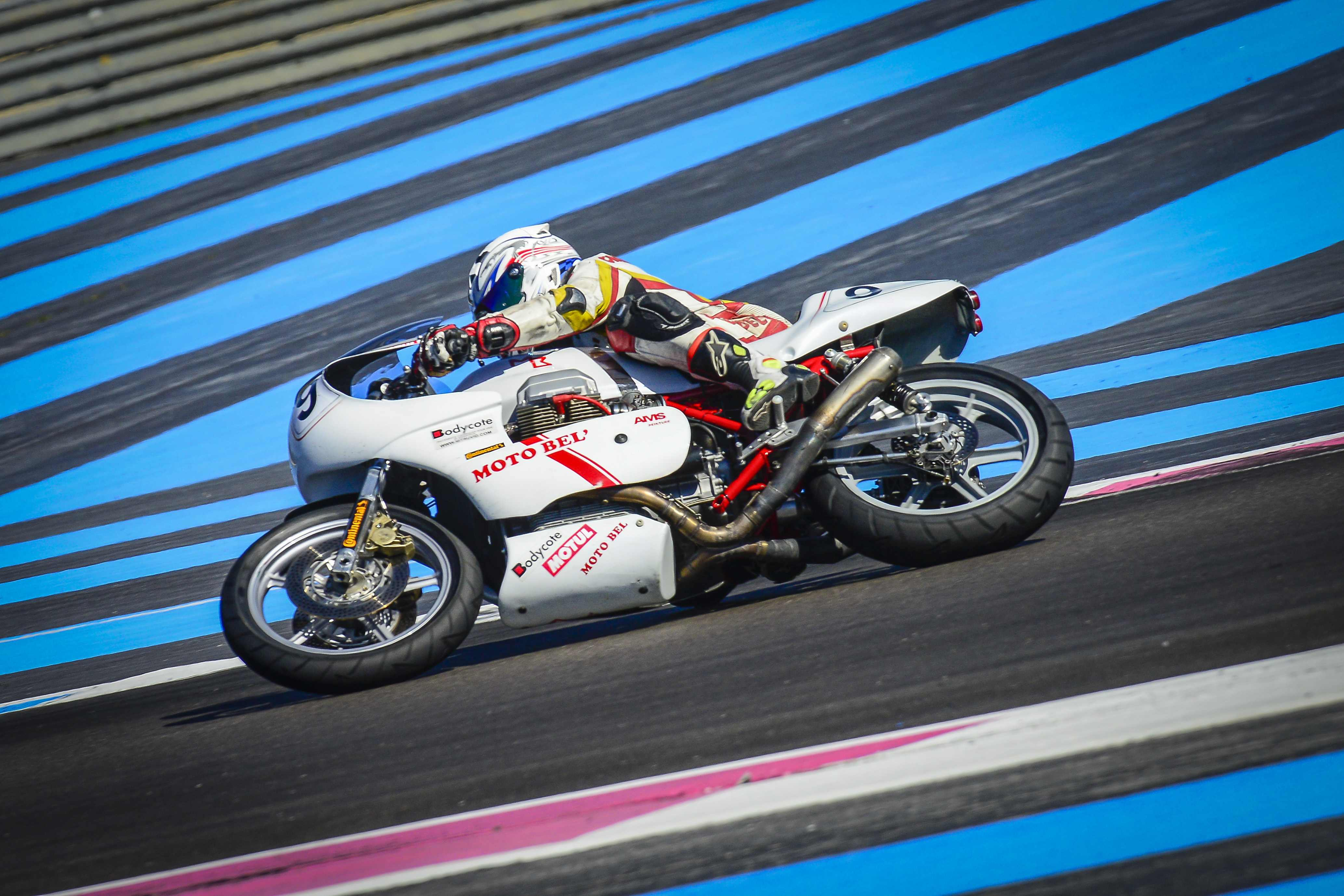 endurance classic le castellet 2018 christophe charles-artigues