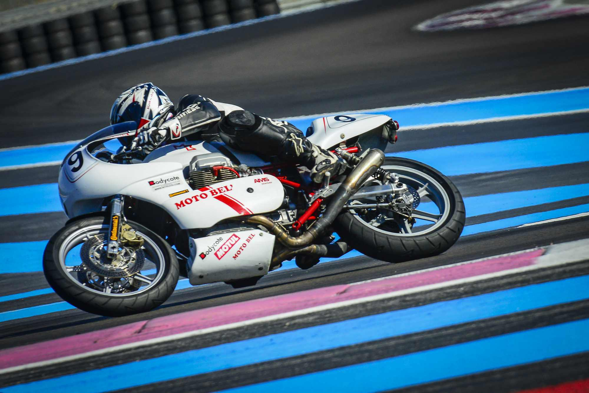 endurance classic le castellet 2018 samuele sardi