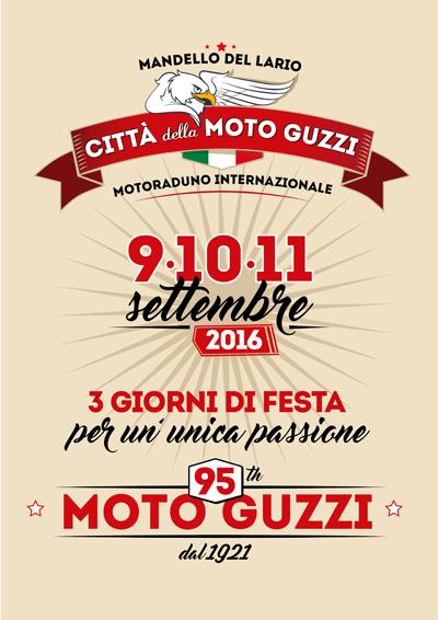 Moto Guzzi Mandello Del Lario