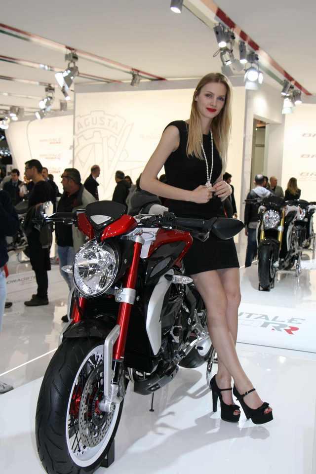 2014 salon moto milan MV Agusta Dragster