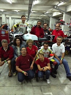 MotoBel Imola 2012 Team