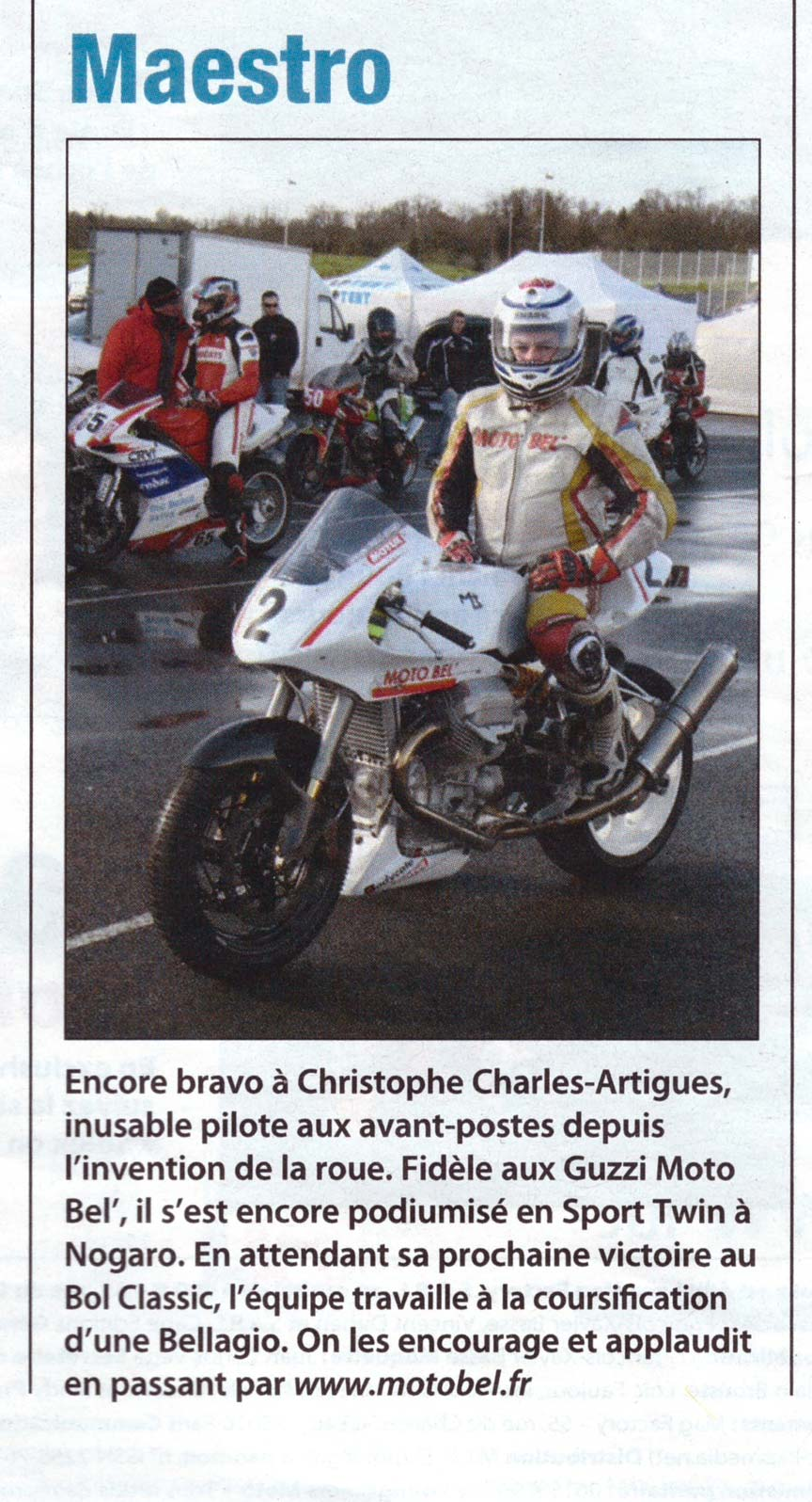 Young Timers 9 - Charles-Artigues en SporTwin