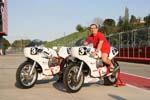 Présentation Moto Bel' 2013 avec François