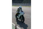 La Moto Bel en piste à Imola
