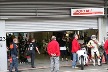 Stand Moto Bel' Spa