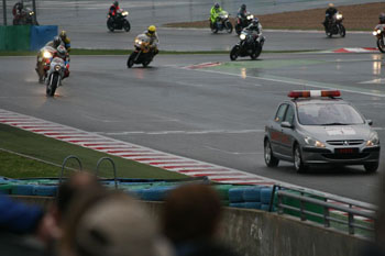 manche 1 safety car 2